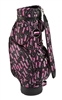 Fuchsia Golf Cart Bag