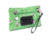 Swing Time Cosmetic Bag with Tee Holder
