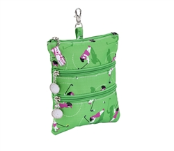 Swing Time Clip on Accessory Pouch