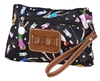 Lady Golfer Cosmetic Bag with Tee Holder