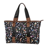 Lady Golfer East West Tote