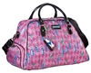 Pink Golf Shoulder Shoe Bag