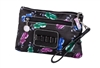 It's in the Bag Cosmetic Wristlet with Tee Holder
