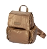 Bronze Nylon Backpack