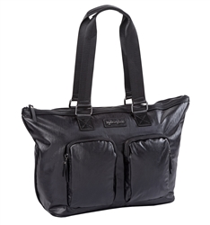 Black Nylon Travel Tote