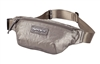 Pewter Nylon Fanny Pack