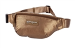 Bronze Nylon Fanny Pack