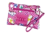 Nu Shooz Cosmetic Wristlet with Tee Holder