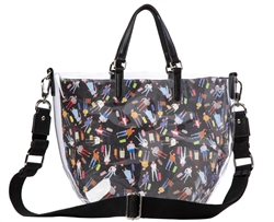 Jelly Tote-New Traveler Print
