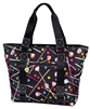 Driving Me Crazy East West Tote