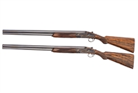 Holland & Holland Pair 'Royal De Luxe' 12 Gauge Over-and-Under Shotguns