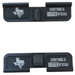 Texas state flag  Ejection port  cover