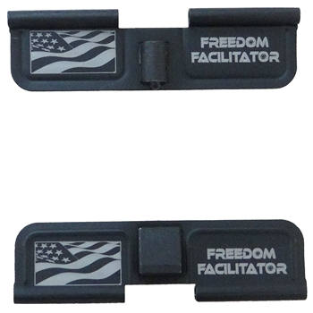 Freedom Facilitator USA Flag   Ejection port  cover