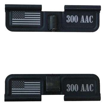 USA Flag and 300 AAC  Ejection port  cover