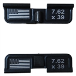 USA Flag on left 7.62 X 39 ejection port dust cover