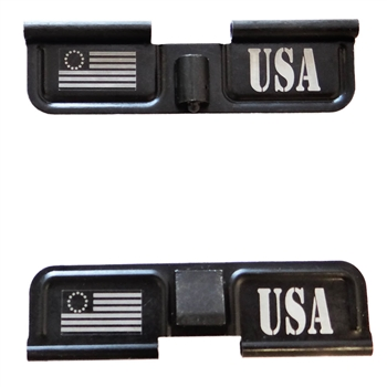 Betsy Ross USA Flag Ejection Port Cover