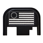 Glock Back Plate with Besty Ross USA Flag