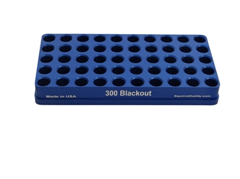 300 blackout ammo reloading block tray