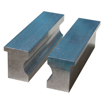 "4"" Aluminum Barrel Vise Jaw Pads"