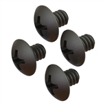 4 Replacement screws for Remington 870 anti walk pins