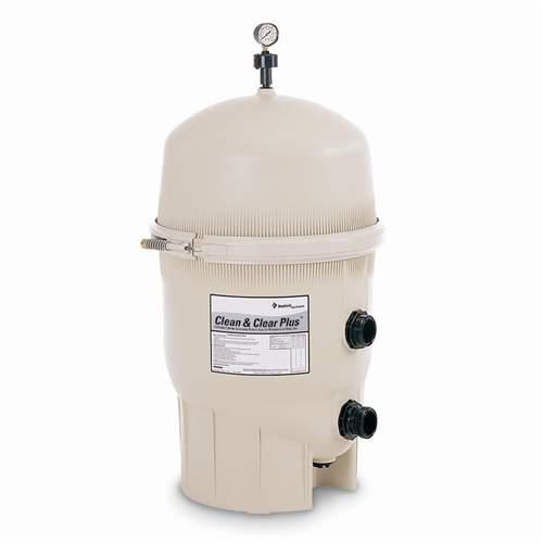 In Ground Pool Cartridge Filter EC-160301 EC-160301 ft Pentair Clean and Clear Plus CCP420 420 sq
