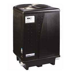 Pentair UltraTemp 140 Heat Pump 460964 Black
