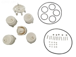 Zodiac Caretaker Rebuild Kit 5 Port Water Valve 5-9-2001
