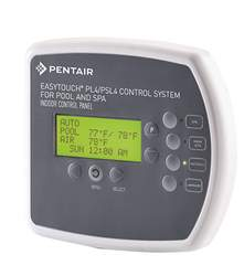 Pentair EasyTouch Indoor Control Panel 522465