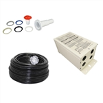Pentair GloBrite 619993 Led Combo Kit 100'cord - Transformer - Niche
