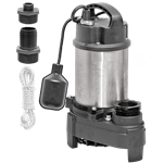 Superior 92788 Stainless Steel Submersible Pump