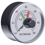 Hayward ECX2712B1  Pressure Gauge With Dial