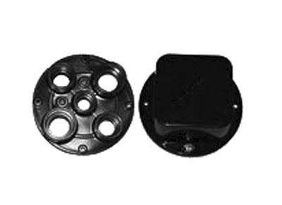 Thermocraft 5 hole junction box jbp57510 pool supply 4 less - Swimming pool electrical deck box ...