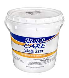 Pool Care Chlorine Stabilizer & Conditioner 7lbs