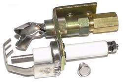 Zodiac Laars R0061600 Natural Gas IID Pilot Burner and Electrode Assembly, Series One Heater and Prior