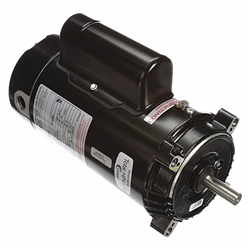 Pool Motor A.O. Smith C-Frame Keyed Shaft SK1052