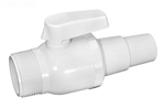 Hayward 2 Way Ball Valve With Hose Adapter | SP0729