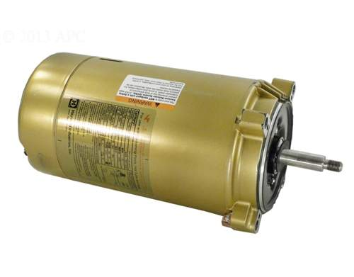 Hayward spx1610z1m 1 5hp super pump motor poolsupply4less for Hayward 1 1 2 hp pool pump motor