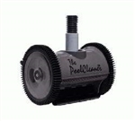 Poolvergnuegen 2 Wheel Suction Pool Cleaner Grey W3PVS20GST