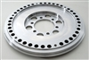 Billet steel flywheel