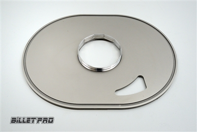13B Rotary BILLET Plate Insert [replacement]