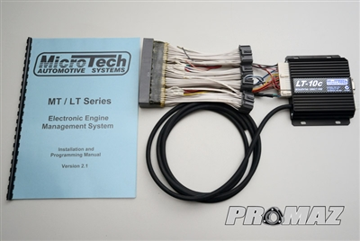 Micotech LT-10c Plug in For FD RX7 and RX8