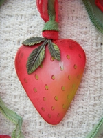 Strawberry Necklace Kit