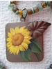 Sunflower Necklace Kit