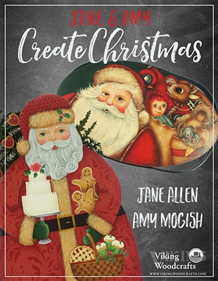 Jane & Amy Create Christmas