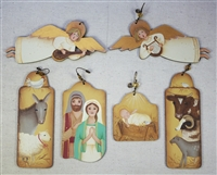 O Holy Night Ornaments