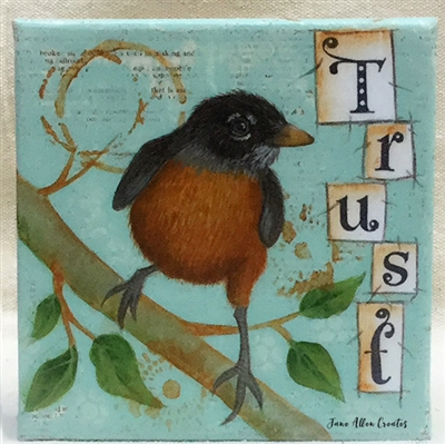 TRUST - Robin e-packet