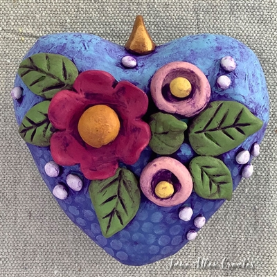 Sculpted Heart Kit