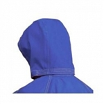 Ansell 66-674 Sawyer-Tower CPC NOMEX Trilaminate, Gore Fabric 3 Piece Hood - Blue, One Size