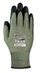 Ansell 80-813-11 Powerflex Glove Sz11 Kevlar Arc Flash-Flame Resist