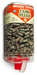 Moldex 6648 Camo Plugs Plugstation with 500 Pairs of Uncorded Disposable Earplugs, NRR 33dB